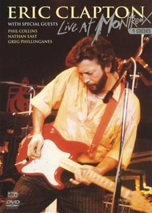 Rent Eric Clapton: Live at Montreux 1986 Online DVD Rental