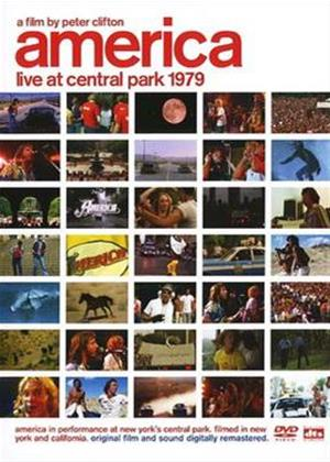America: Live in Central Park Online DVD Rental