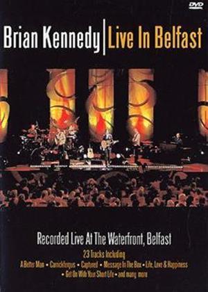 Brian Kennedy: Live Online DVD Rental