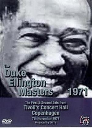 The Duke Ellington Masters 1971: The First and Second Sets Online DVD Rental