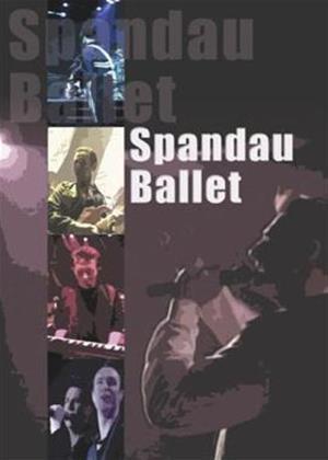 Spandau Ballet Online DVD Rental