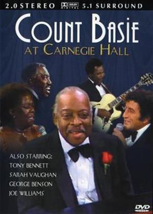 Count Basie at Carnegie Hall Online DVD Rental