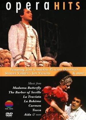 Rent Opera Hits Online DVD Rental