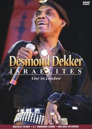Rent Desmond Dekker: Israelites: Live in London Online DVD Rental