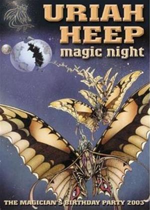 Rent Uriah Heep: Magic Night Online DVD Rental