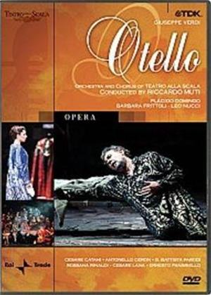 Rent Verdi: Otello: La Scala Online DVD Rental