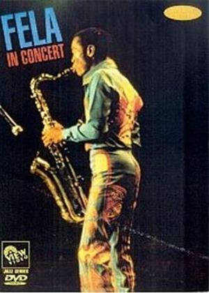 Rent Fela Kuti: Fela in Concert Online DVD Rental