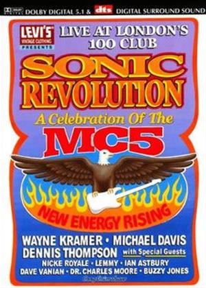 Sonic Revolution: A Celebration of the MC5 Online DVD Rental
