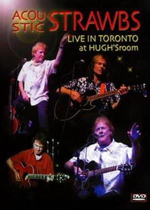 Rent The Strawbs: Acoustic Live in Toronto Online DVD Rental
