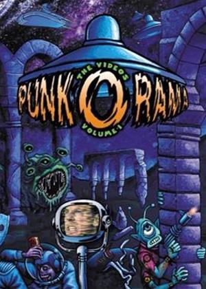 Punk-O-Rama: The Videos: Vol.1 Online DVD Rental