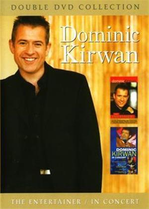 Rent Dominic Kirwan: The Entertainer / In Concert Online DVD Rental