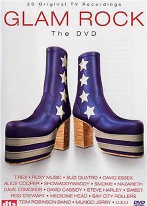 Glam Rock Compilation Online DVD Rental
