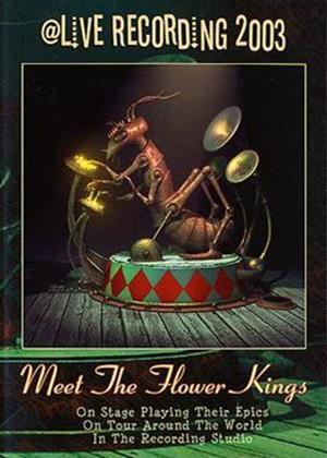 The Flower Kings: Meet the Flower Kings at Live Recording Online DVD Rental