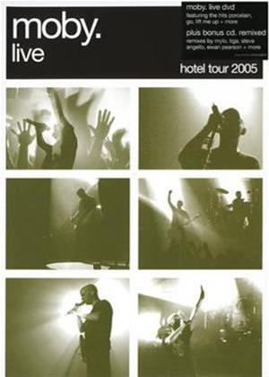 Rent Moby: Live the Hotel Tour 2005 Online DVD Rental