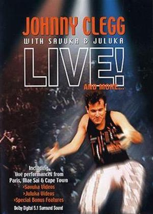 Rent Johnny Clegg: Savuka and Juluka Online DVD Rental