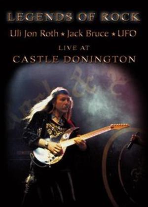 Legends of Rock Online DVD Rental