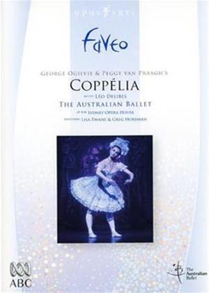 Delibes: Coppelia: Australian Ballet Online DVD Rental