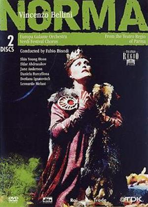 Rent Bellini: Norma: Royal Playhouse Parma Online DVD Rental