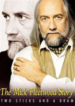 Rent The Mick Fleetwood Story: Two Sticks and a Drum Online DVD Rental