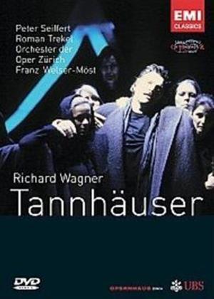 Wagner: Tannhauser: Zurich Opera Online DVD Rental