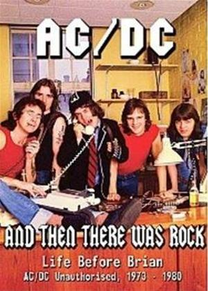 AC/DC: Then There Was Rock: Life Before Brian Online DVD Rental