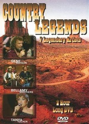 Country Legends Online DVD Rental