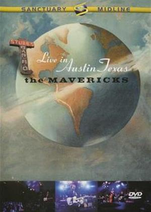 The Mavericks: Live in Austin Texas 2004 Online DVD Rental