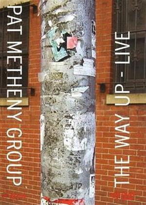 Pat Metheny Group: The Way Up: Live Online DVD Rental