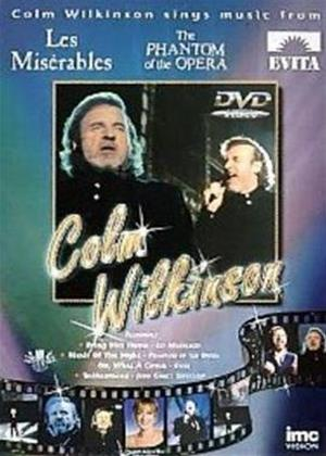 Rent Colm Wilkinson: In Concert Online DVD Rental