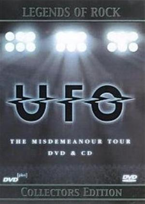 Rent UFO: The Misdemeanour Tour Online DVD Rental