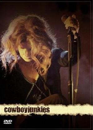 The Cowboy Junkies: Live Online DVD Rental