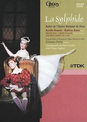 Rent La Sylphide Online DVD Rental