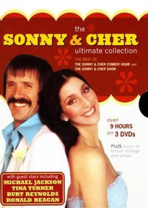 Rent Sonny and Cher: The Ultimate Collection Online DVD Rental
