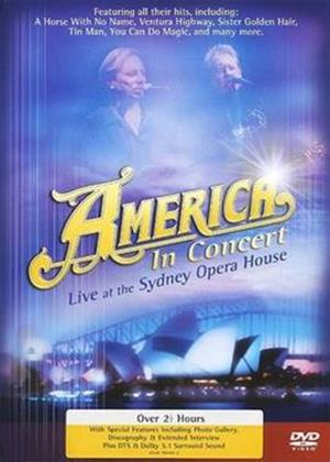 America: Live at the Sydney Opera House Online DVD Rental