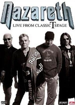 Nazareth: Live Online DVD Rental