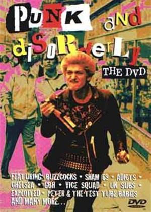 Punk and Disorderly Online DVD Rental