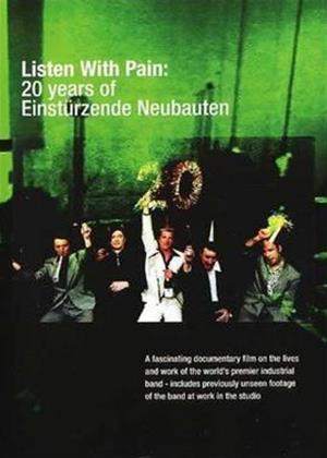 Rent Einsturzende Neubauten: Listen with Pain Online DVD Rental