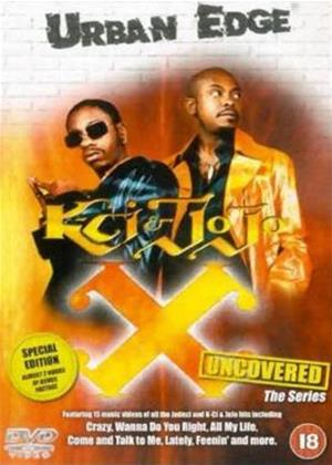 Rent K-Ci and JoJo: Uncovered: Series 1 Online DVD Rental