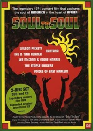 Soul to Soul Online DVD Rental