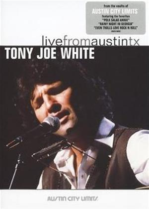 Tony Joe White: Live from Austin, TX Online DVD Rental