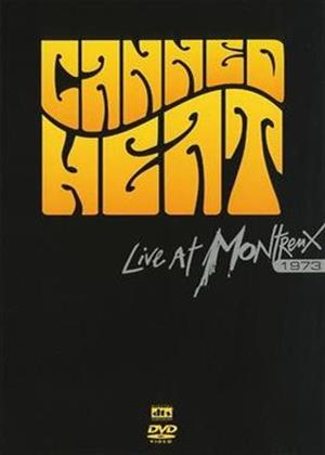 Canned Heat: Live at Montreux 1973 Online DVD Rental