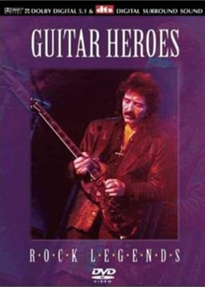 Rent Guitar Heroes: Rock Legends Online DVD Rental