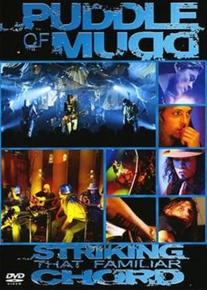 Puddle of Mudd: Striking That Familiar Chord Online DVD Rental