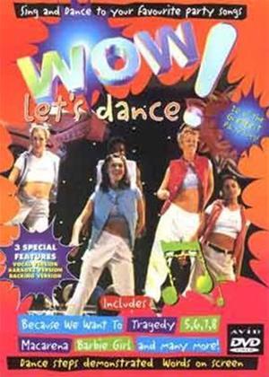 Rent Wow! Let's Dance: Vol.1 Online DVD Rental