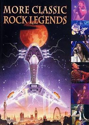 Rent More Classic Rock Legends Online DVD Rental