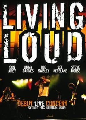 Living Loud: Debut: Live Concert Online DVD Rental