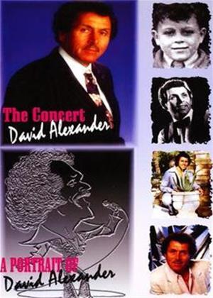 Rent David Alexander: The Concert: A Portrait Online DVD Rental