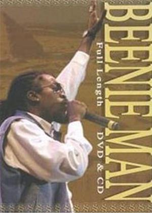 Beenie Man: Live in San Francisco Online DVD Rental