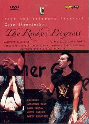 Rent Stravinsky: The Rake's Progress: Vienna State Opera Online DVD Rental