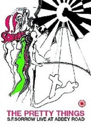 Pretty Things: S F Sorrow at Abbey Road Online DVD Rental